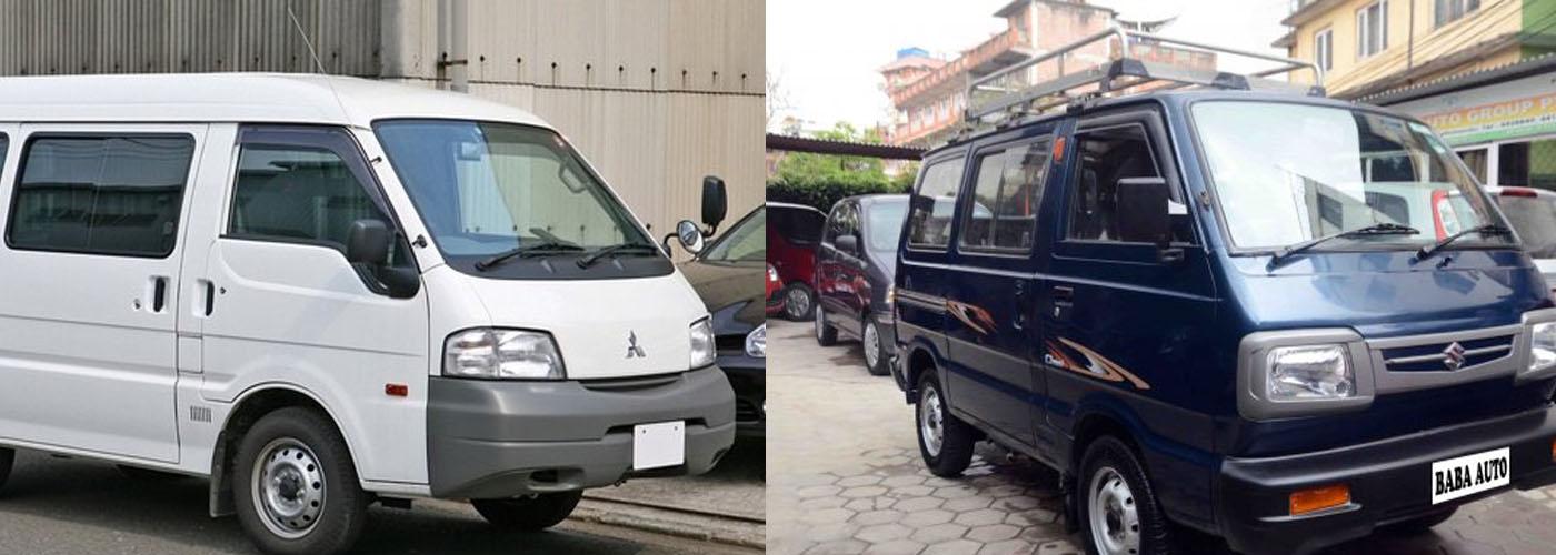 Minivan Hire in Nepal