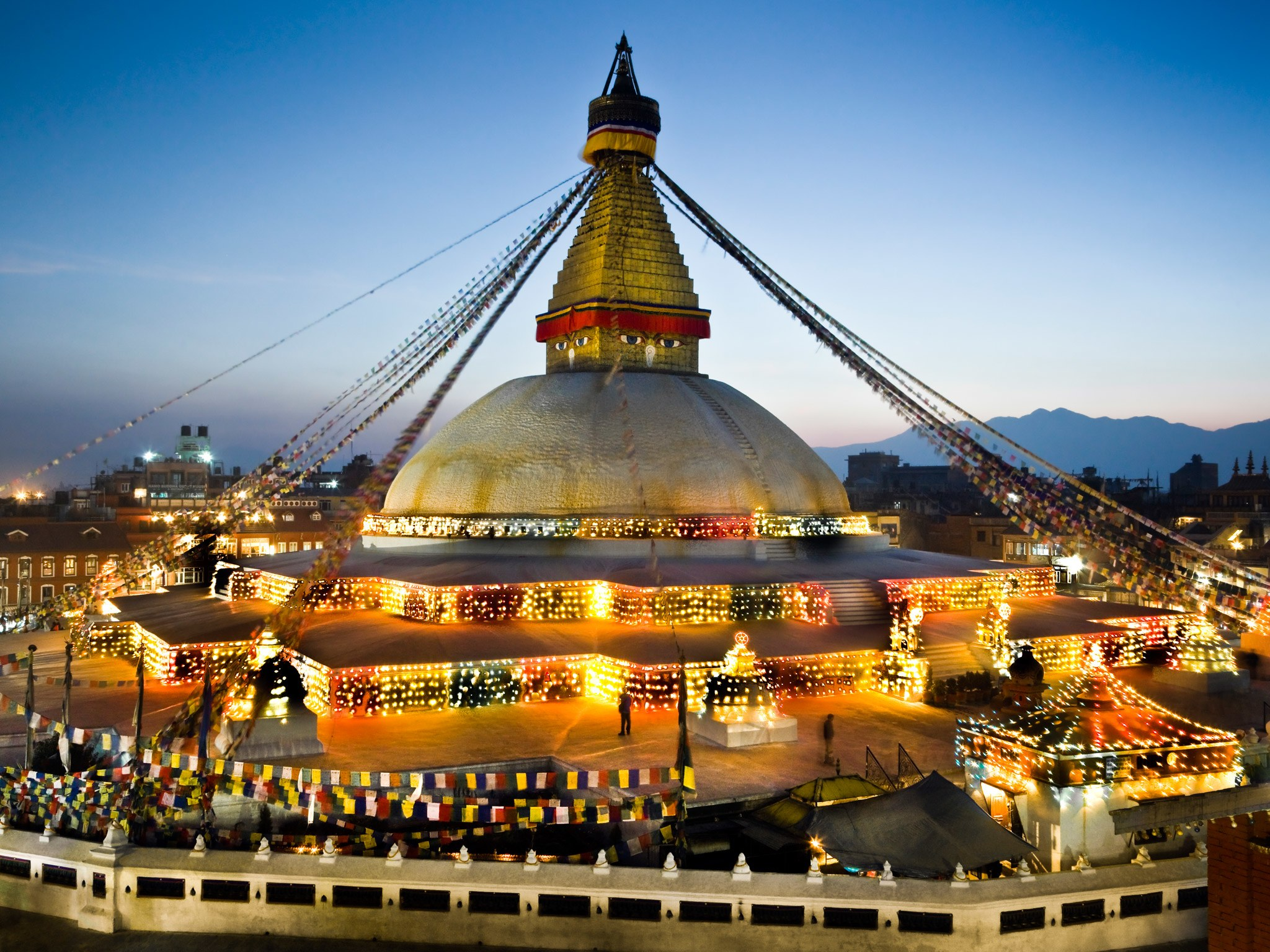 Attraction in Kathmandu icon