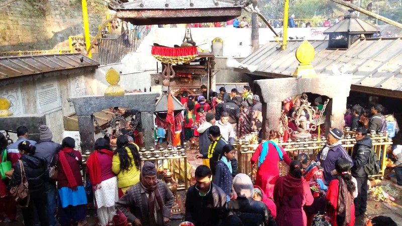 Dakshinkali-Temple