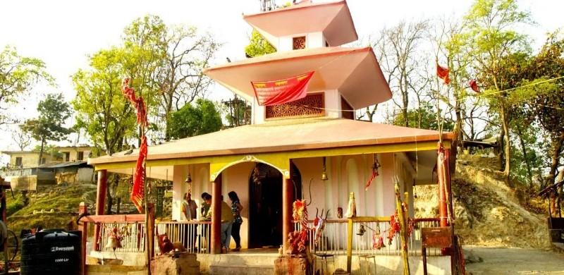 Daunne-Devi-Temple-Nawalparasi-Nepal