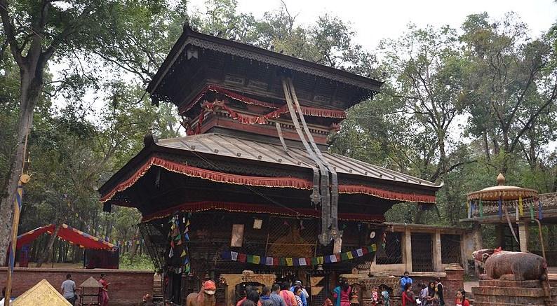 Bajrabarahi-Temple