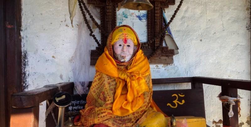 Khaptad-Baba-Ashram
