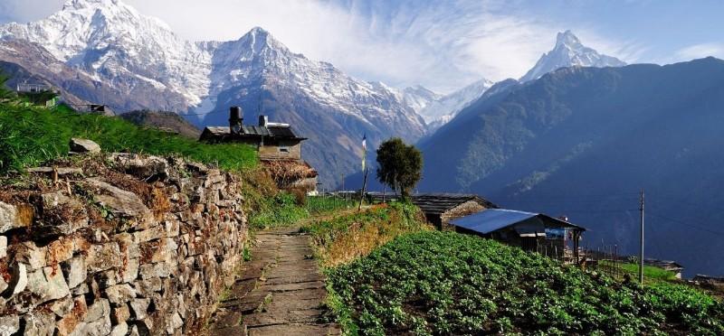 Annapurna-Foothills