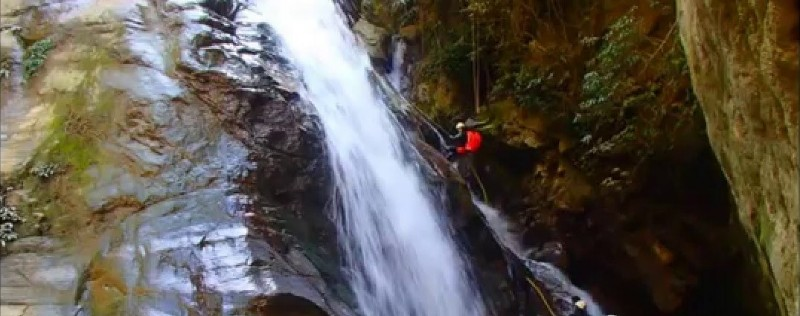 Canyoning-in-kakani