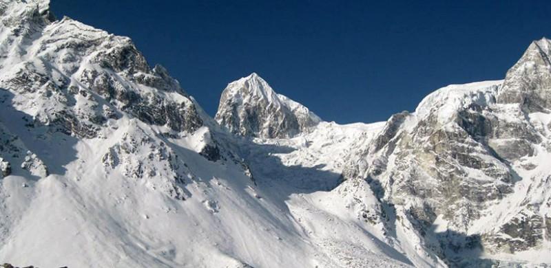 Larke-Peak-Climbing