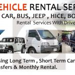 Vehicle Rental Services in Nepal