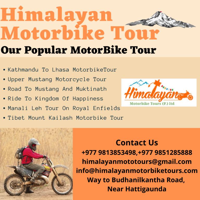 Himalayan Motorbike Tour 768x768