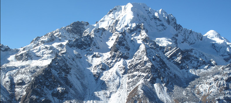 Ganja La Chuli Peak Climbing