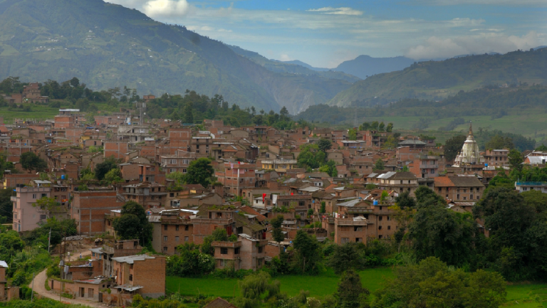 Khokana village 768x433
