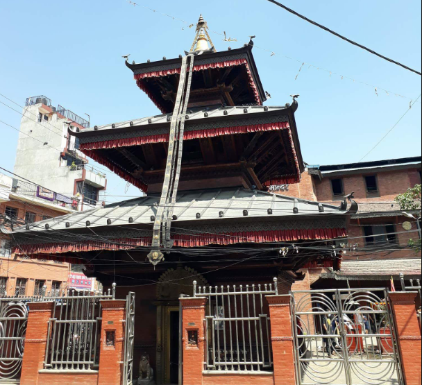 Naxal Bhagwati Temple