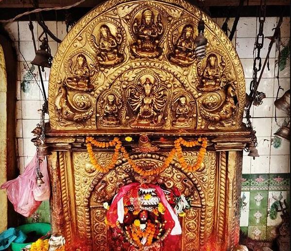 Shova Bhagwati temple