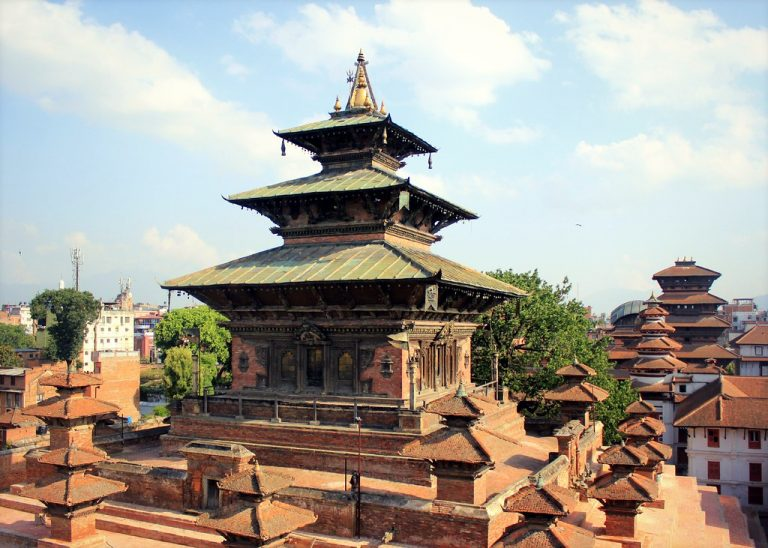 Taleju Temple in Kathmandu 768x548